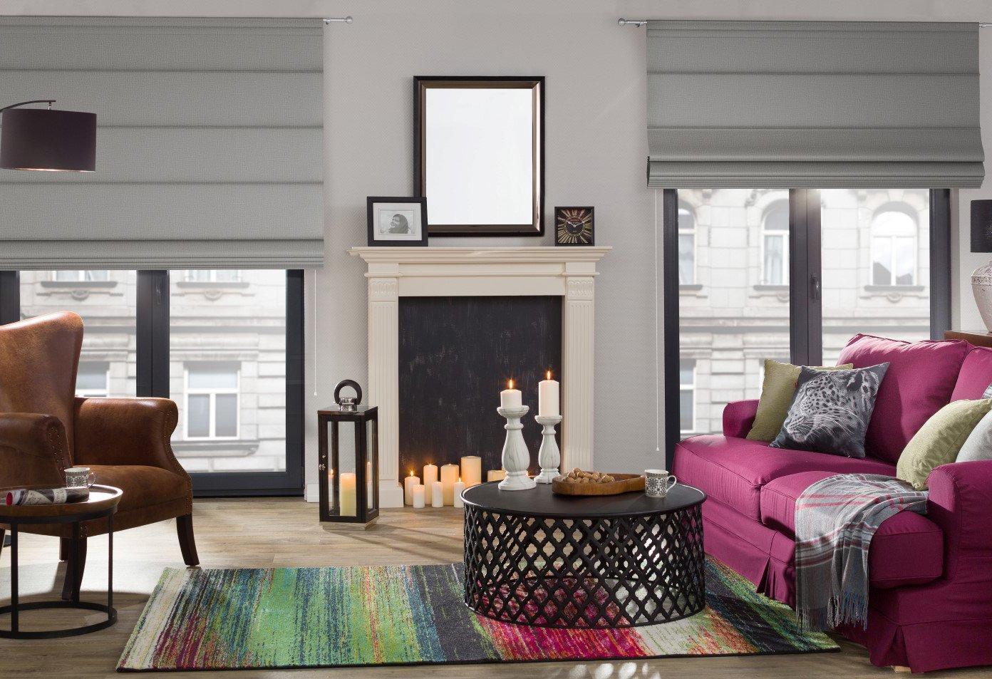 woonkamer in hygge stijl