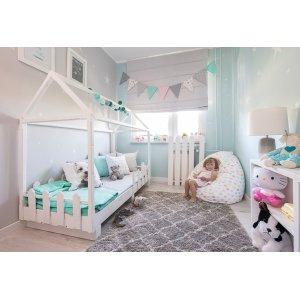 Pastele w pokoju dziecka- Little World