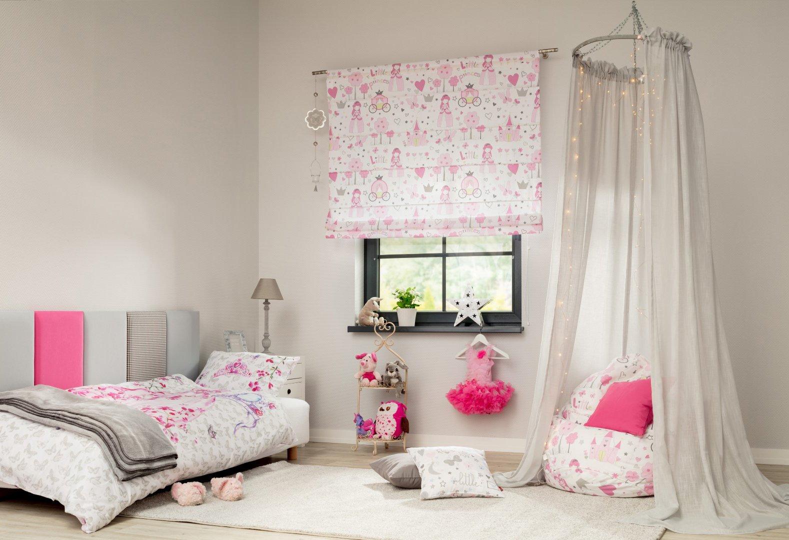 Bajkowy pokój dla księżniczki- Little World