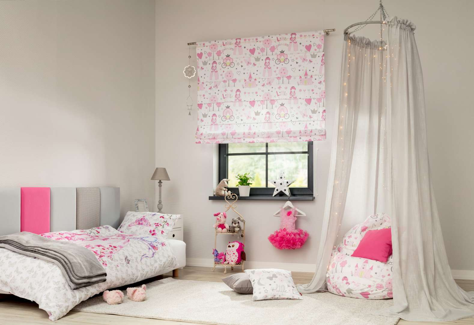 Sprookjeskamer voor prinsessen - Little World