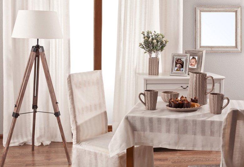 Valgomasis kambarys Linen