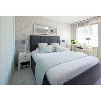 Hálószoba Hampton stílusban