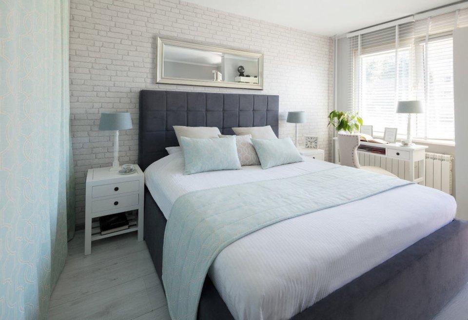slaapkamer - Hamptons stijl