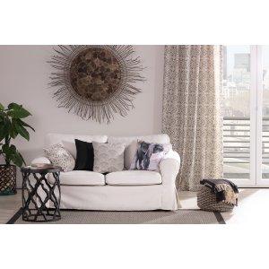 Obývací pokoj  a moderní styl Etno