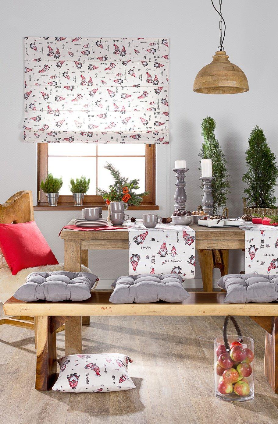 Vianočná kolekcia Christmas 629-28 V kolekcii Vianočná kolekcia Christmas, tkanina: 629-28