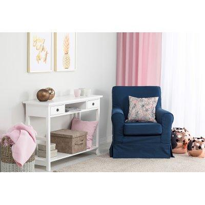 Romantyczny pokój z pastelową nutą