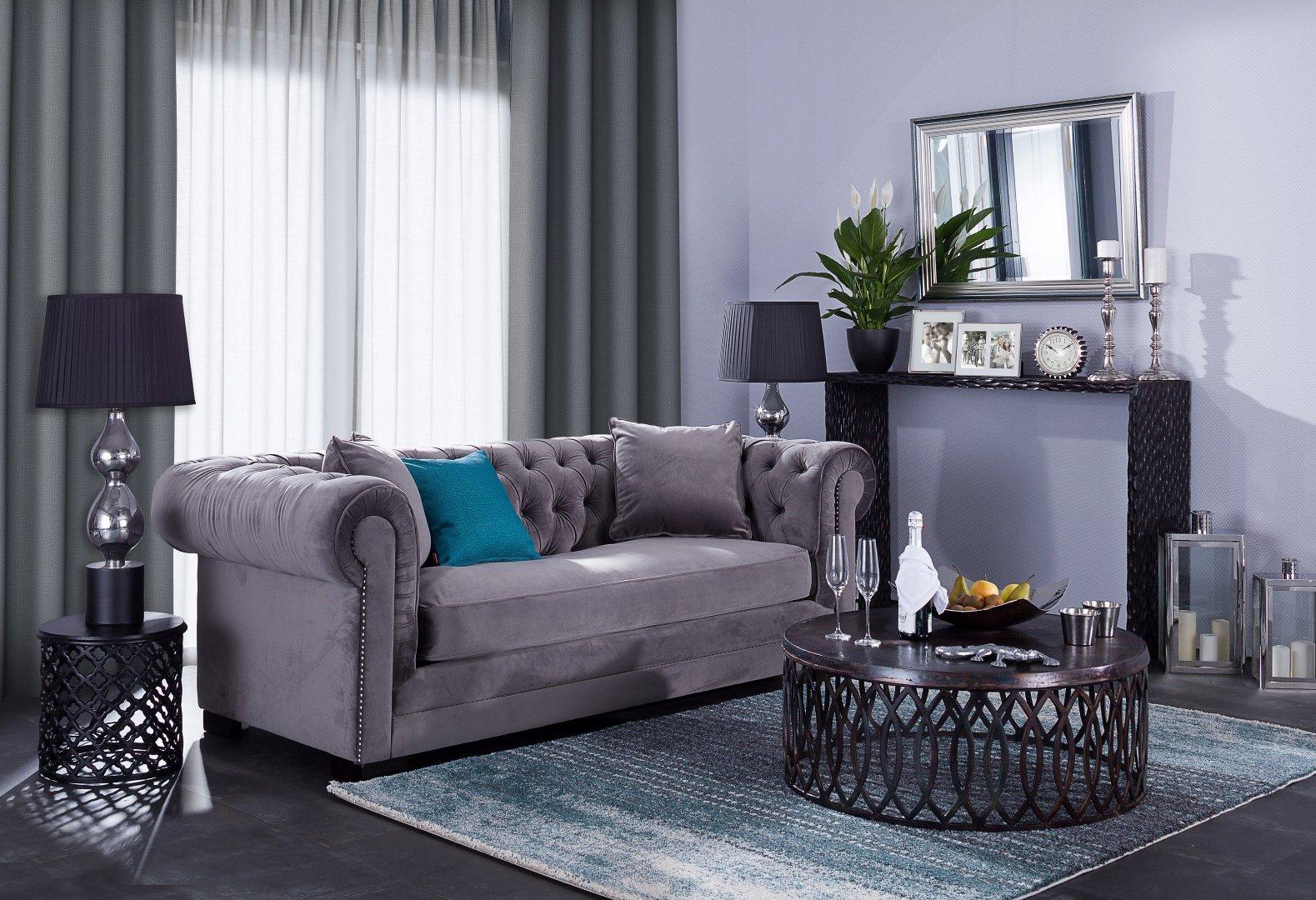 New York v obývacím pokoji