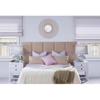 slaapkamer geometrisch