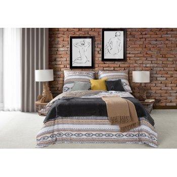 Azteckie wzory w Twojej sypialni
