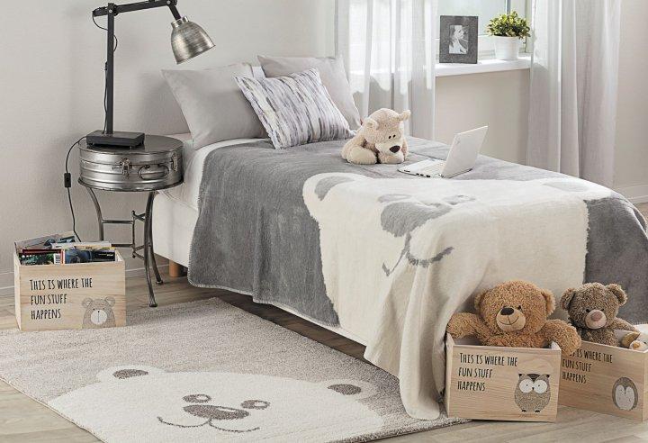 Pokój dziecięcy Funny Teddy