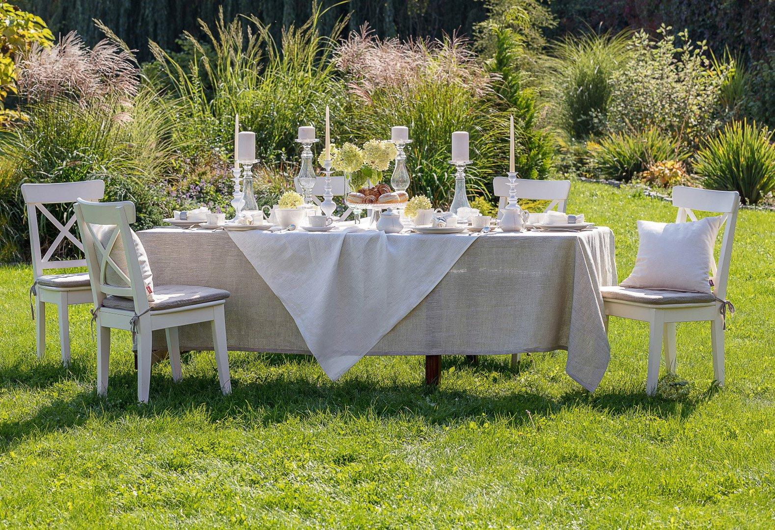 Lniany ogród