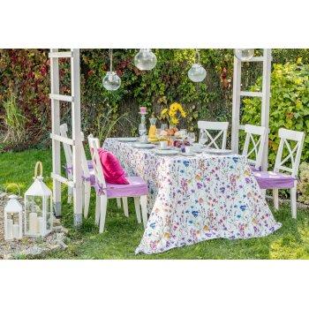 Zu Mittag im Garten