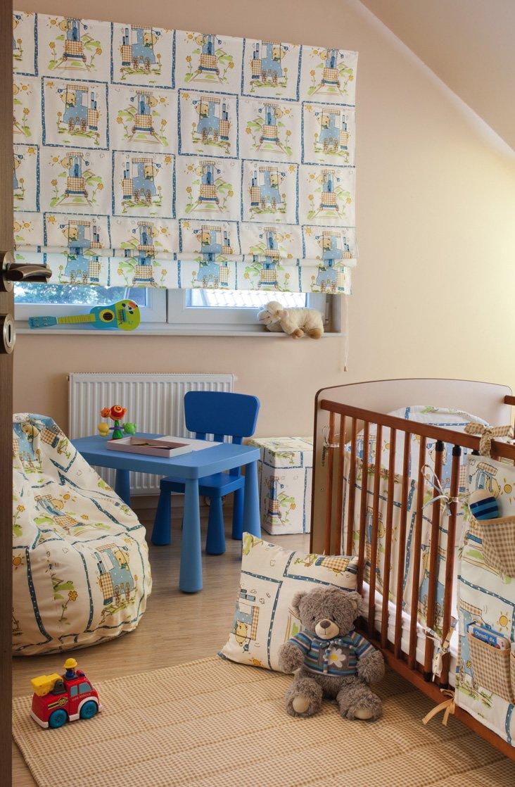 Dětský pokoj - látky Baby 1