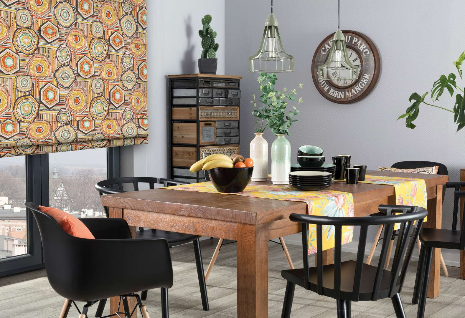 Dining room Geometrical