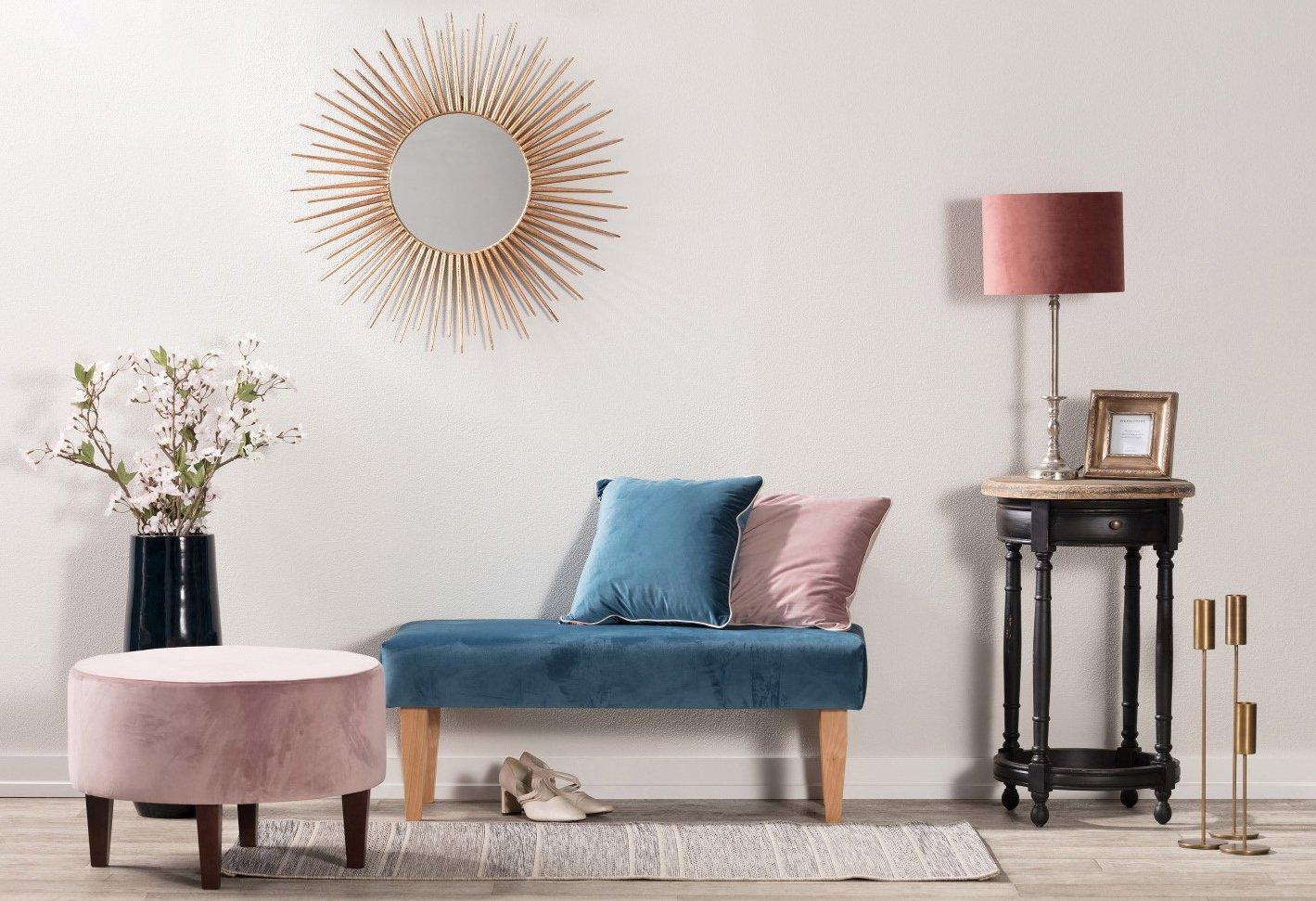 Velvet in Trendfarben