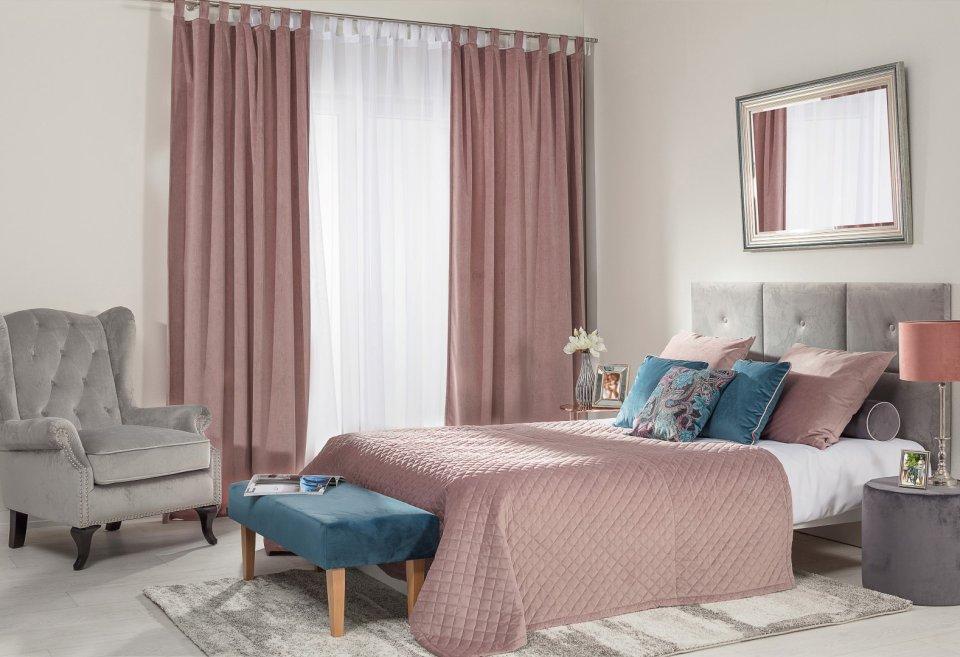 Exkluzívna spálňa - Rose&Velvet