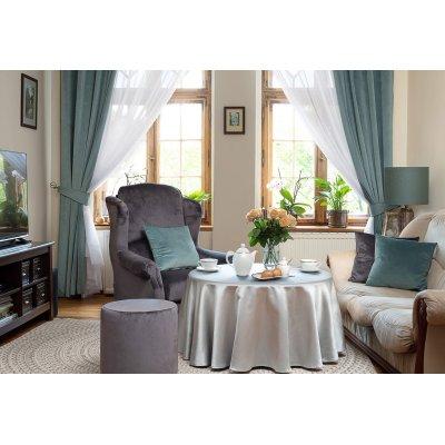 Elegantná klasika v obývačke