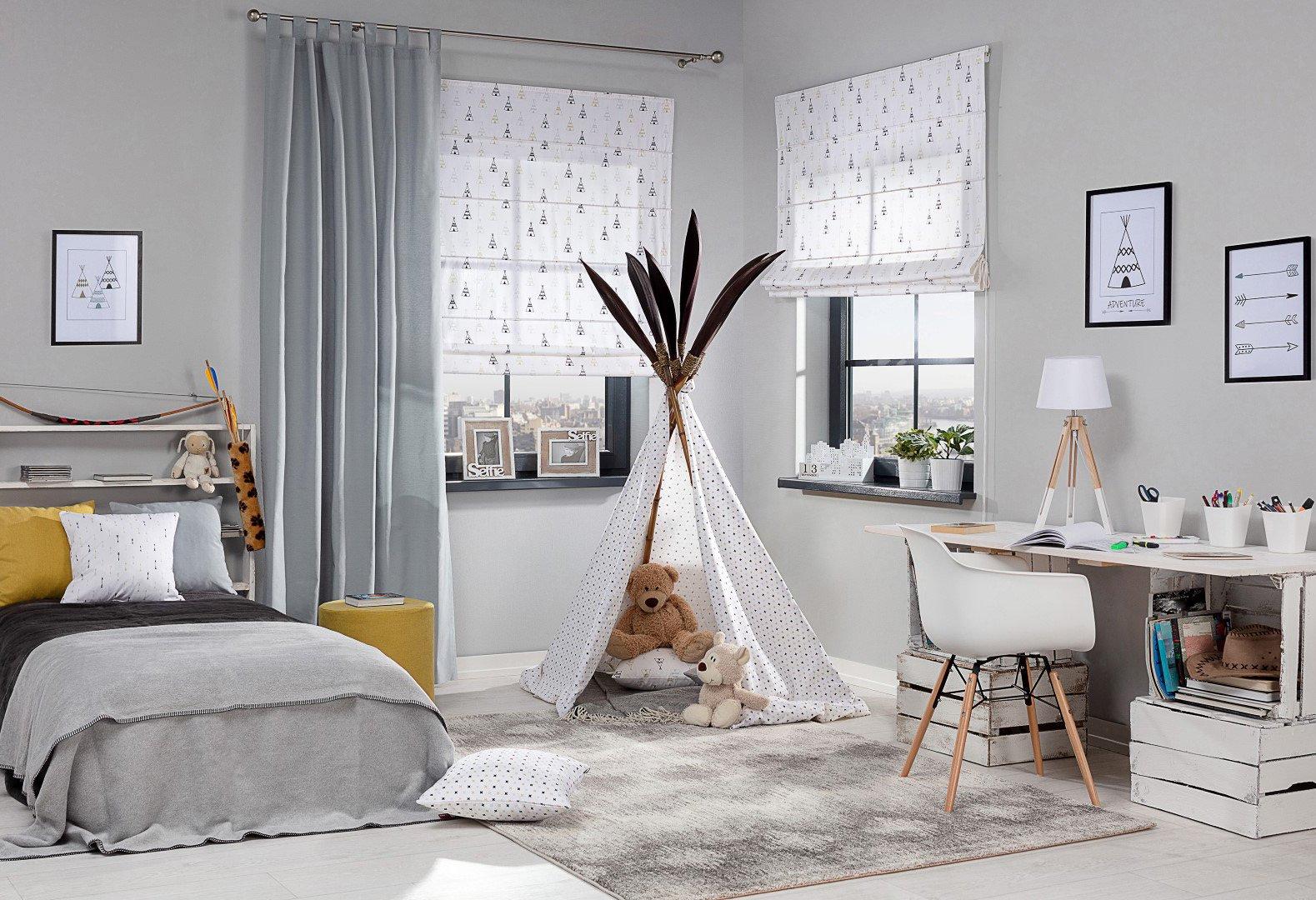 Izba malého indiána