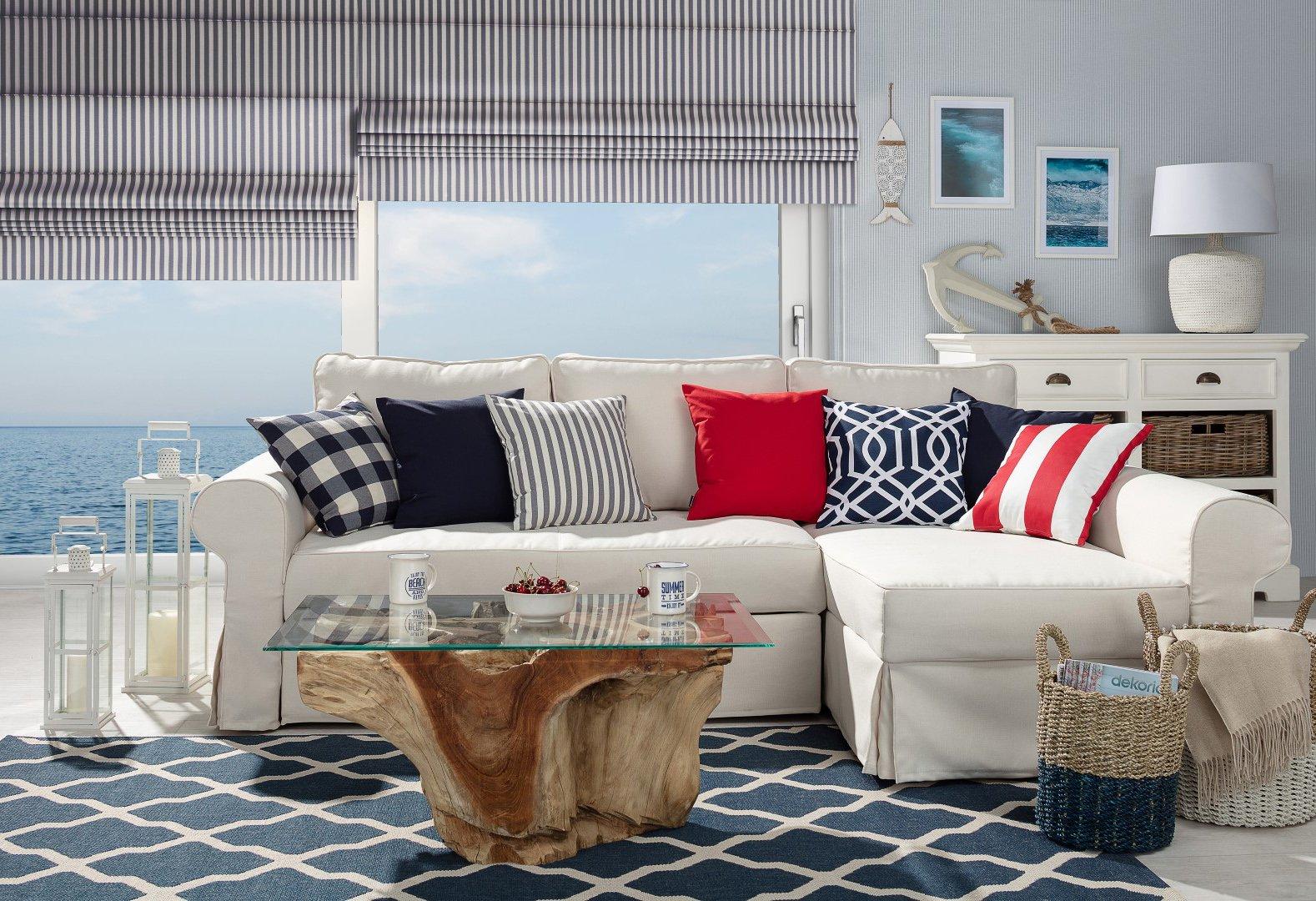 Living room Maritime Theme