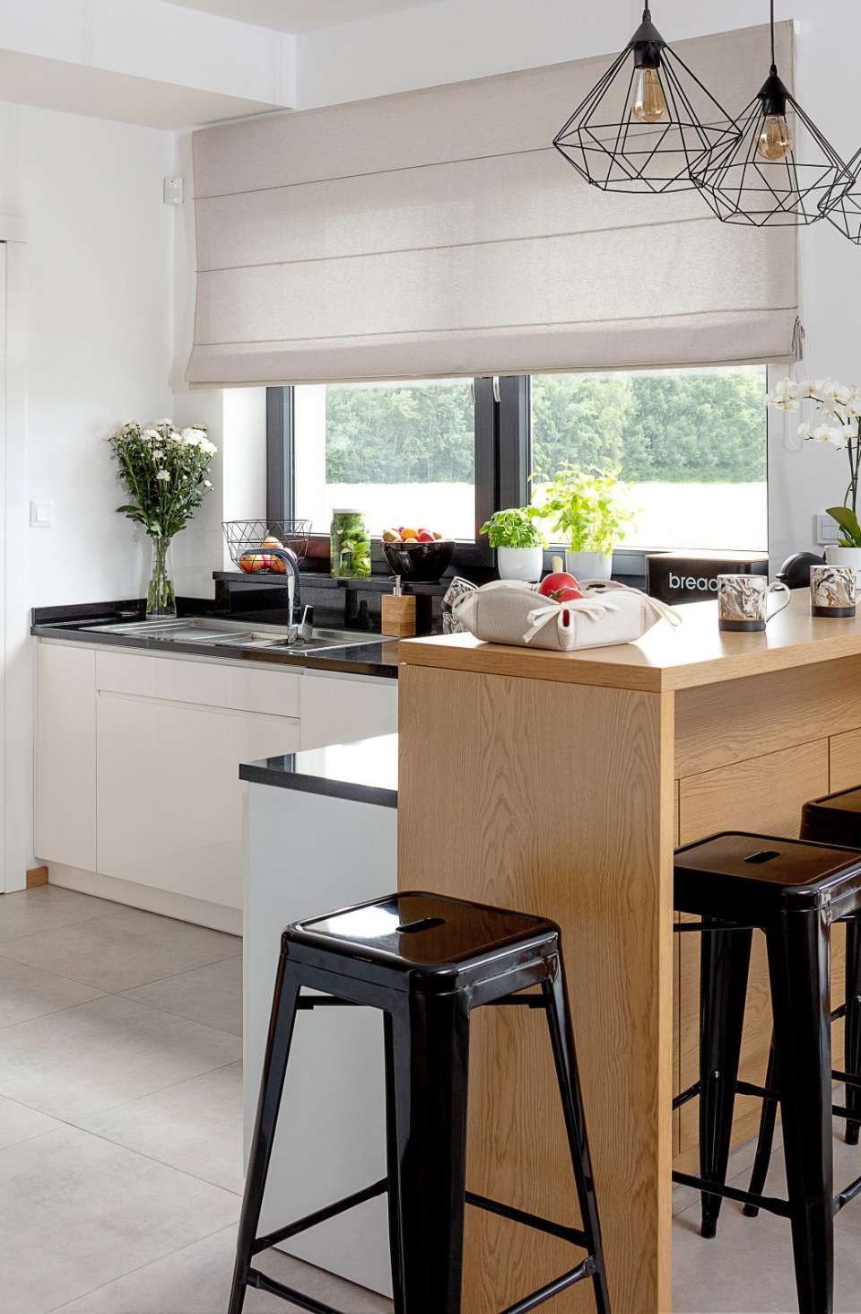 Moderná kuchňa