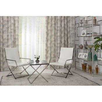 Living room Modern Glam
