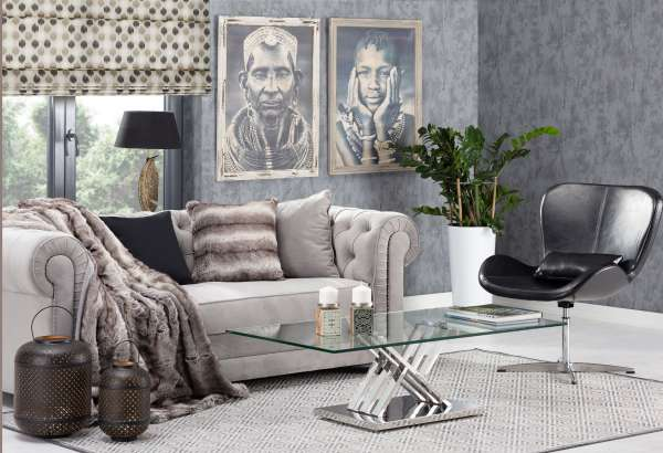 Modern Neutrals Living Room