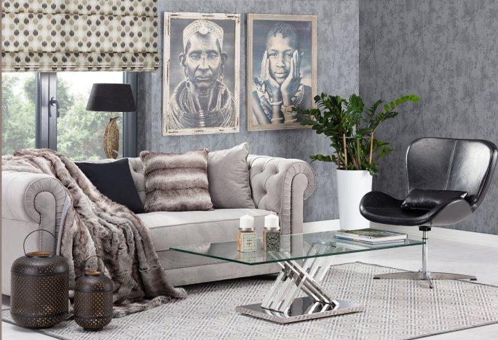 Modern Neutrals Living Room