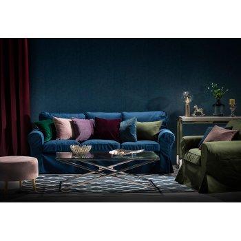 Autumn Blues Living Room