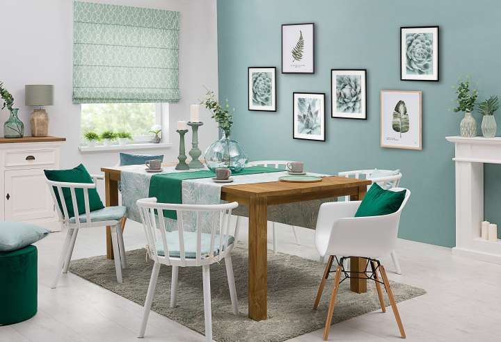 Peppermint Dining Room