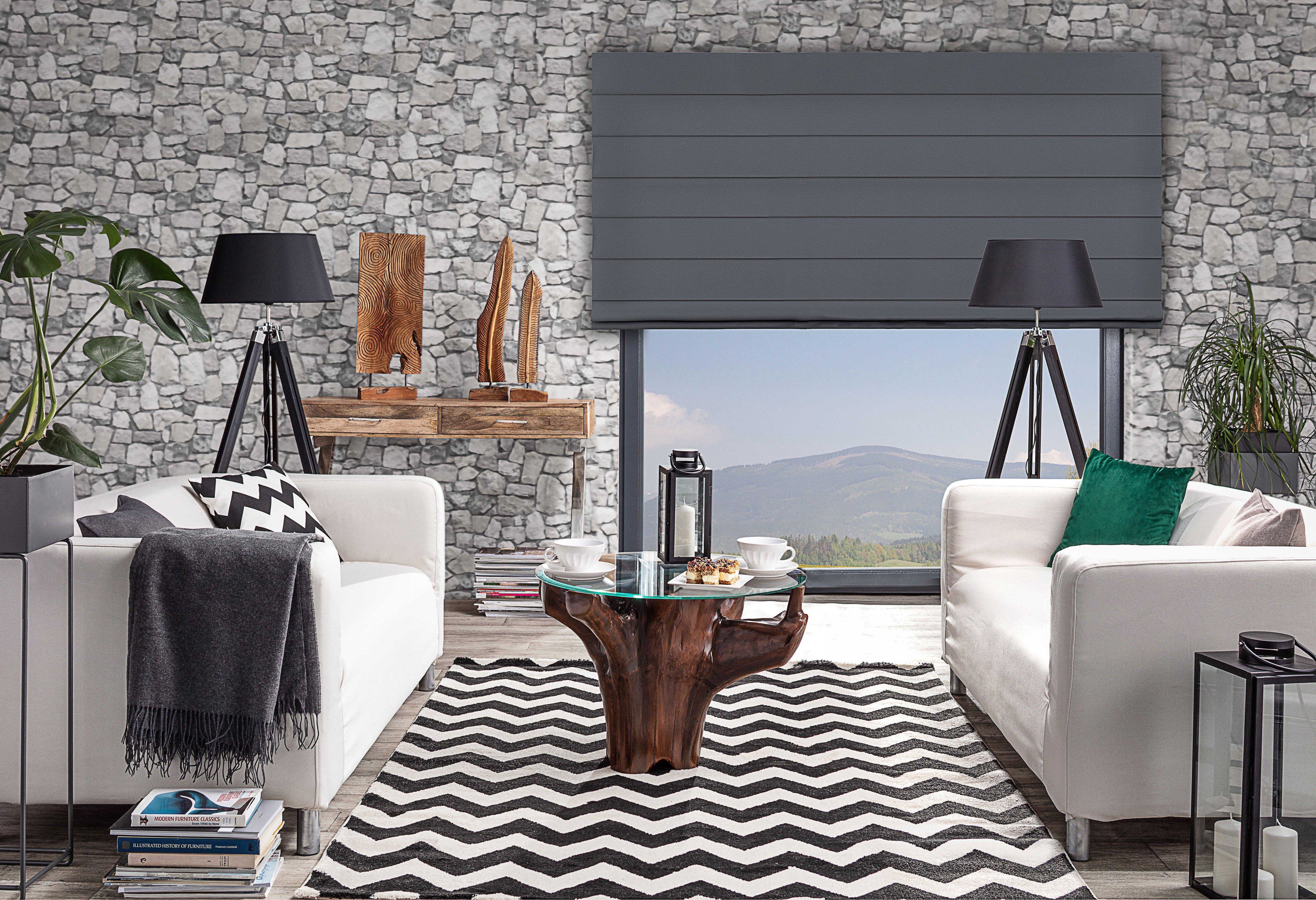Zigzag Living Room