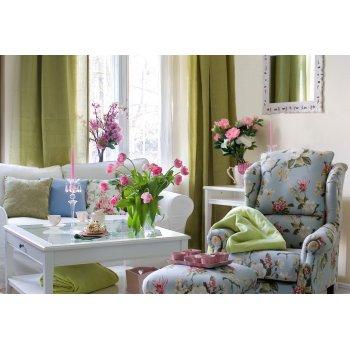 Obývací pokoj - látky Londres 2