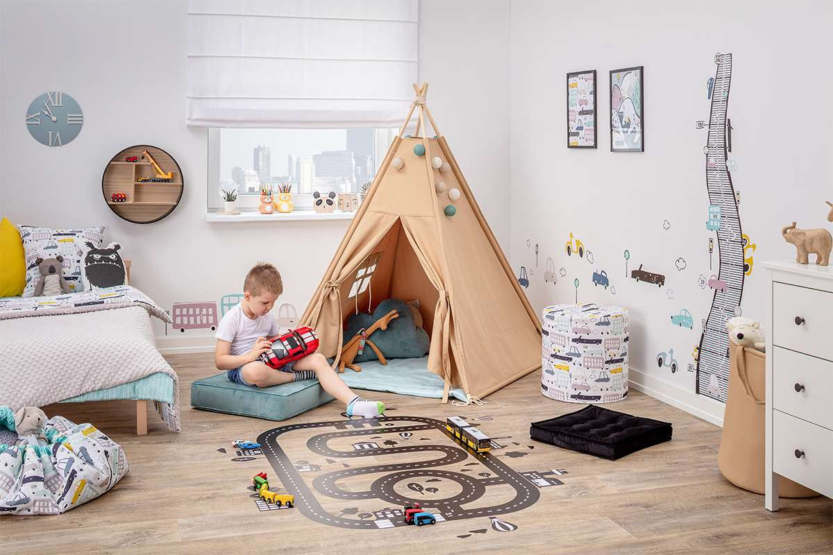 Cars Kids Bedroom