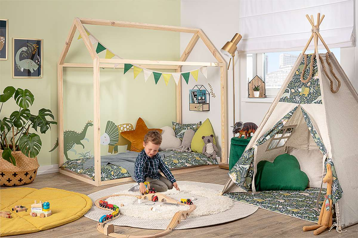 Jurassic Park Kids Room