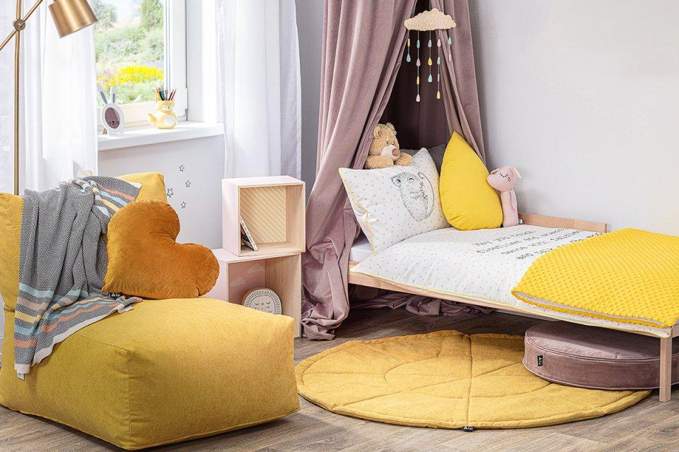 Sunny Kids Room