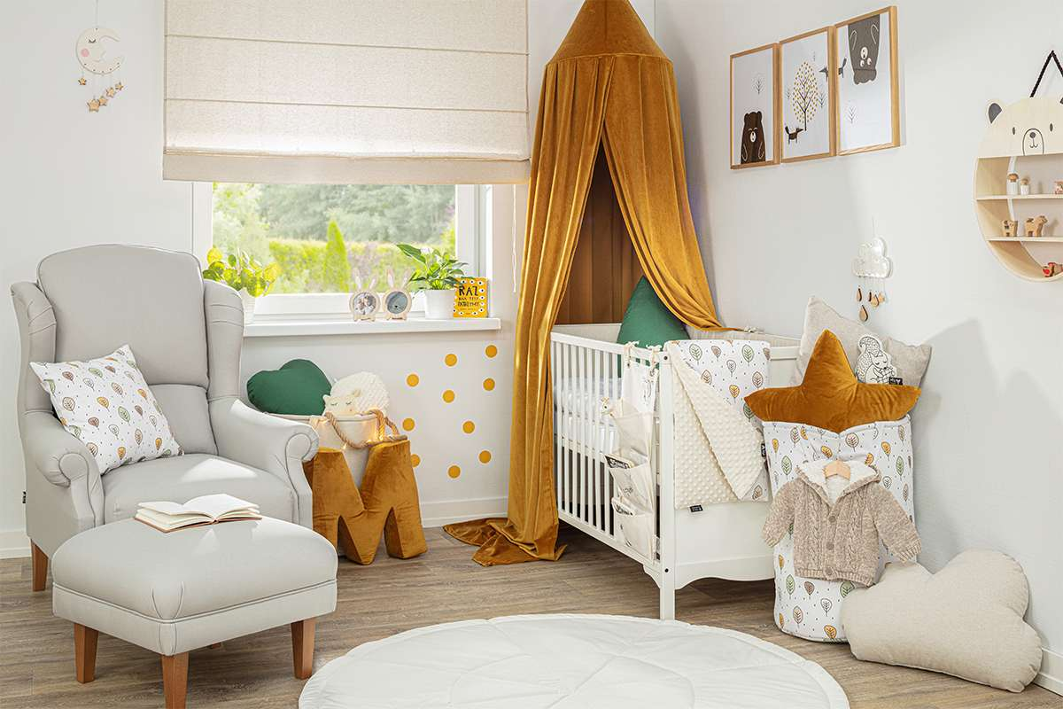 Nature Inspired Nursery
