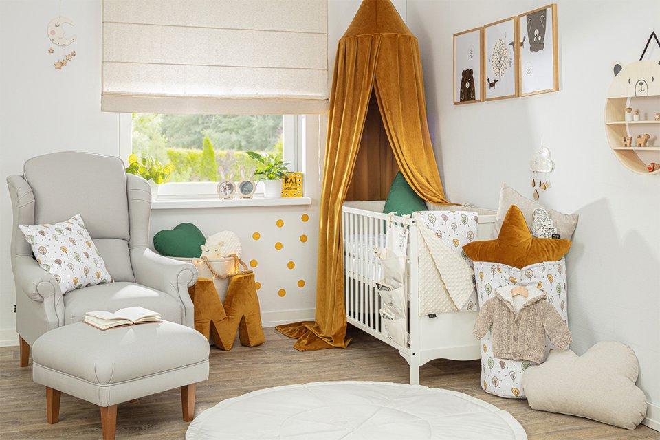 Nature Inspired Nursery