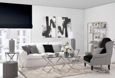 Black & White 142-87 i kollektionen Black & White, Tyg: 142-87