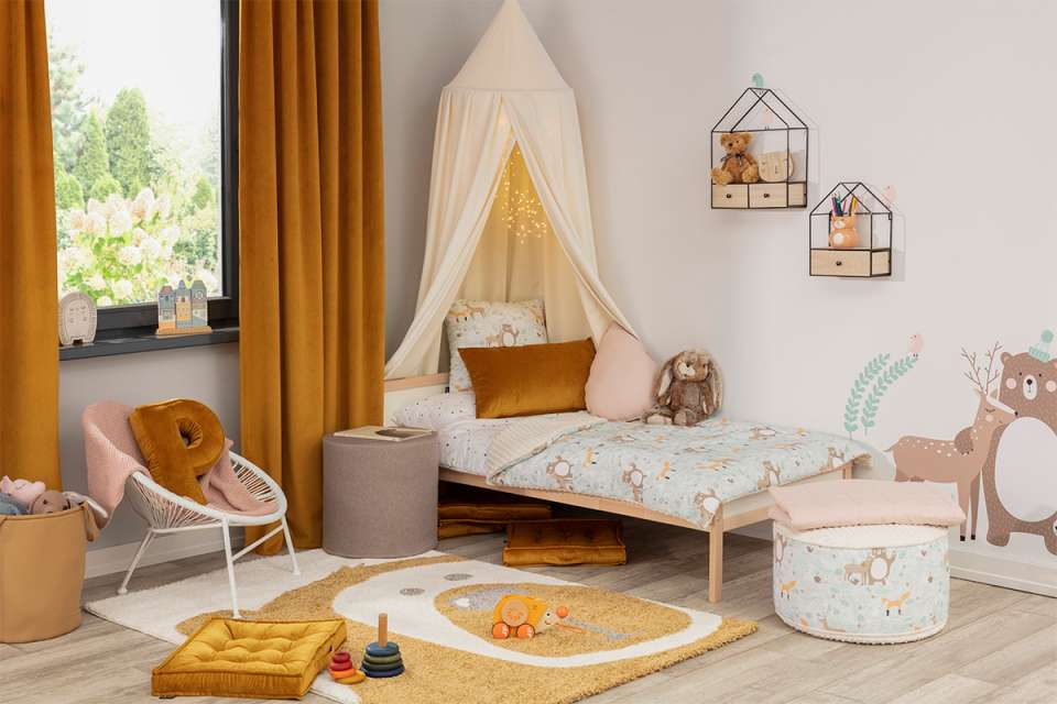 Forest Friends room