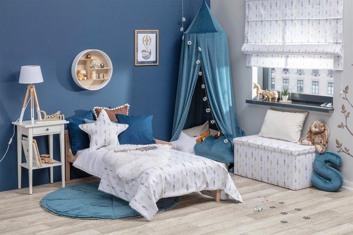 Blue Sky room
