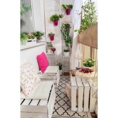 Romantický balkón