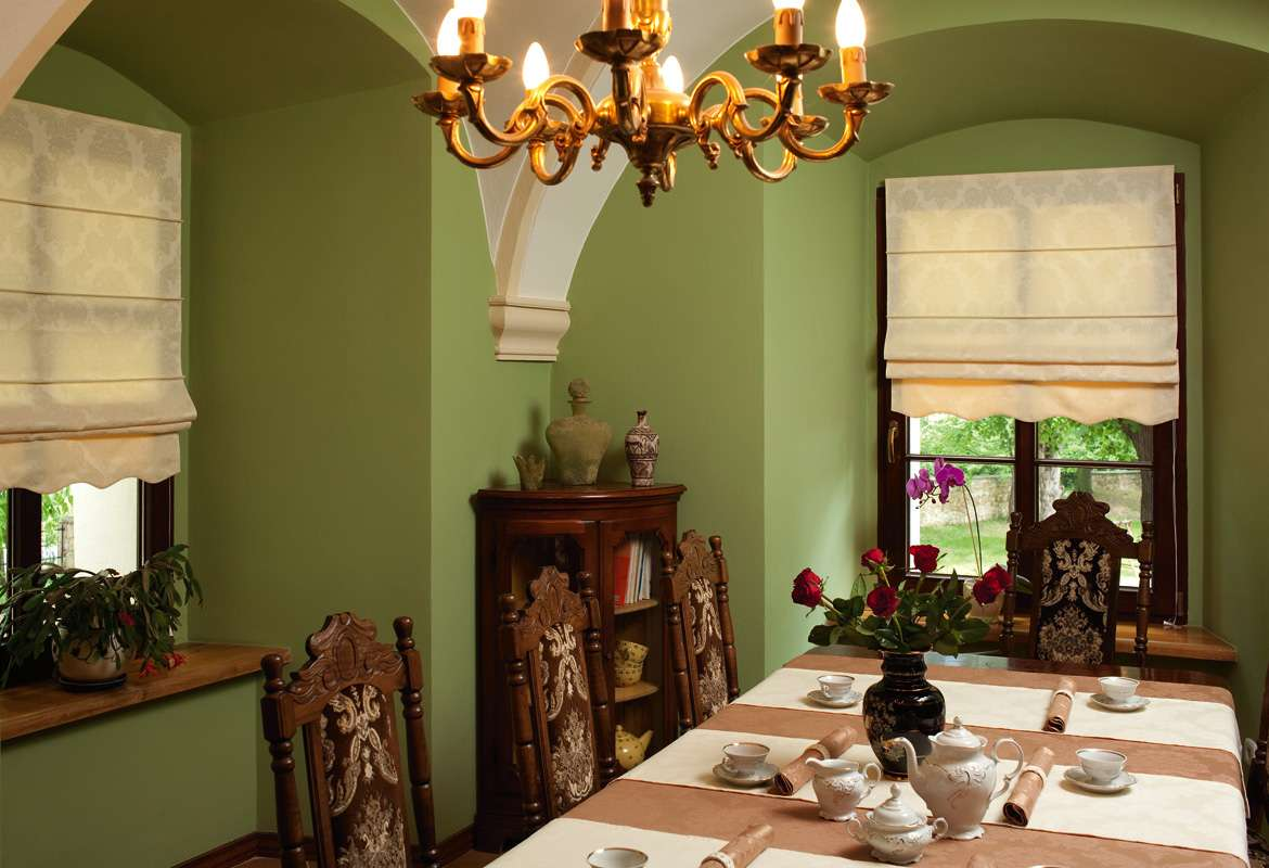 Dining room Damasco