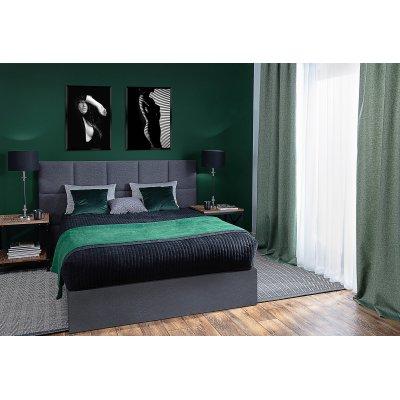 Sypialnia w męskim stylu