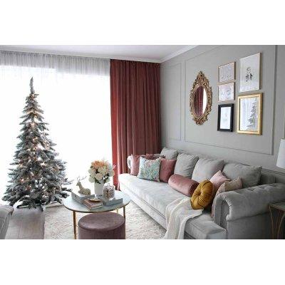 Očarujúca obývačka