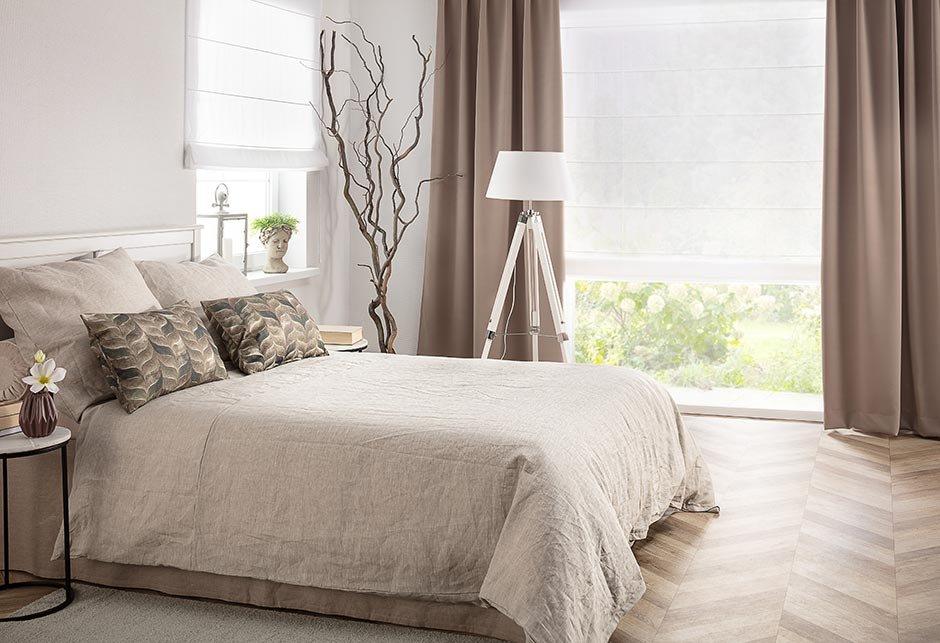 Komfortná spálňa