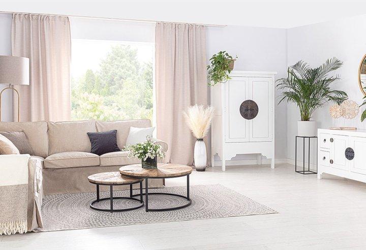 Bright Ethno Living Room