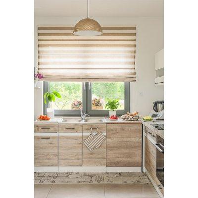 Cozy Kitchen in Beige