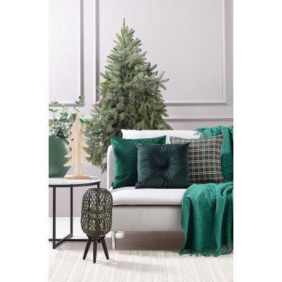 Zielony salon na święta
